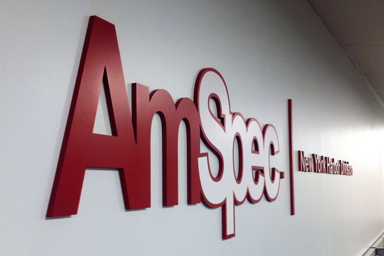 Painted Acrylic Dimensional Lettering