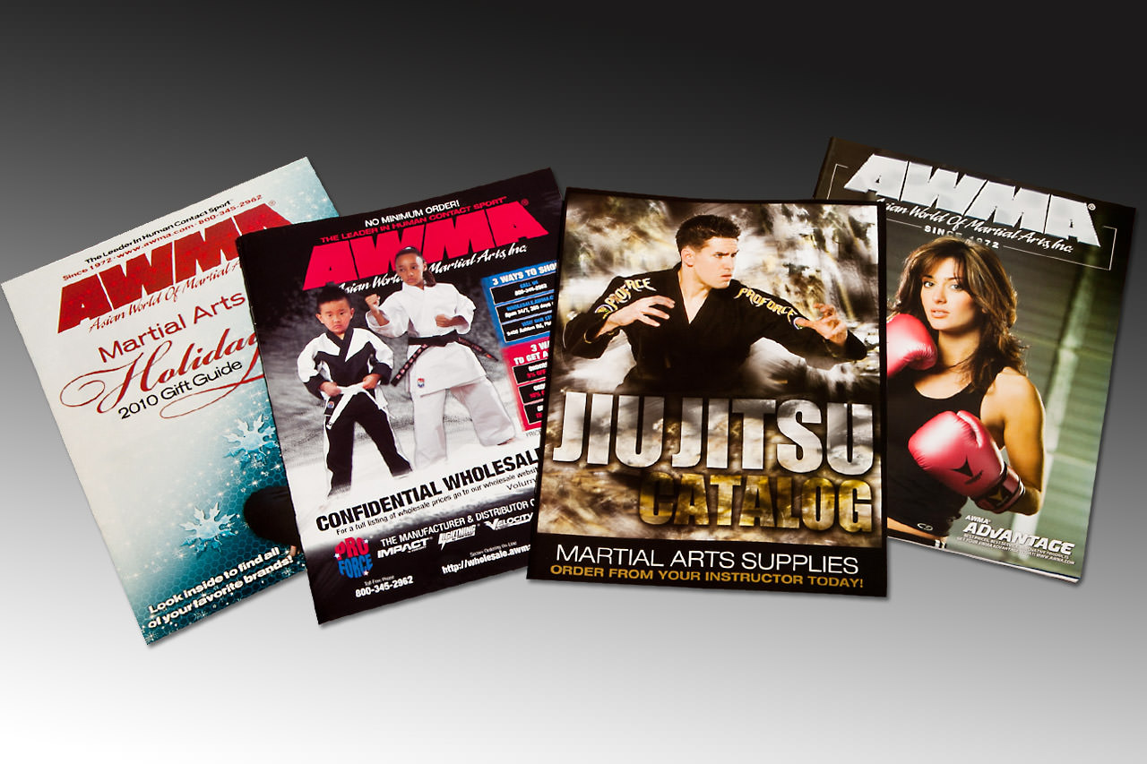 Annual and Sport Specific Catalogs